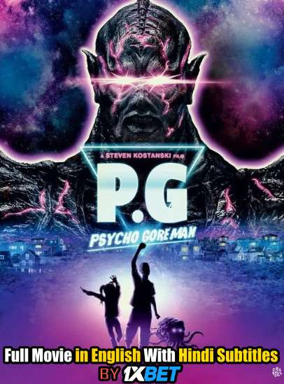 Psycho Goreman (2020) WebRip 720p Full Movie [In English] With Hindi Subtitles