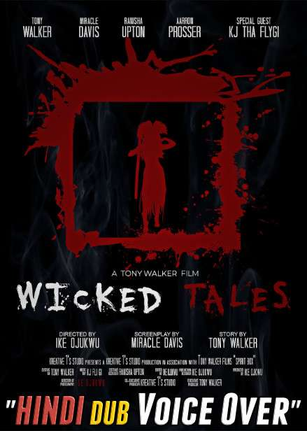 Wicked Tales (2018) Hindi (Voice Over) Dubbed + English [Dual Audio] WEBRip 720p [Full Movie]
