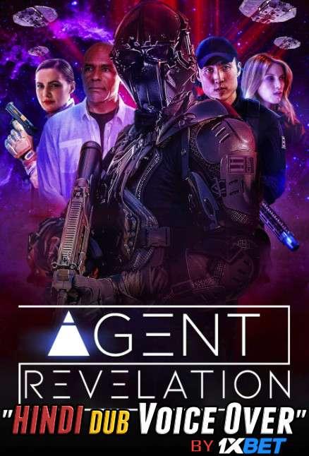 Agent Revelation (2021) WebRip 720p Dual Audio [Hindi (Voice Over) Dubbed + English] [Full Movie]