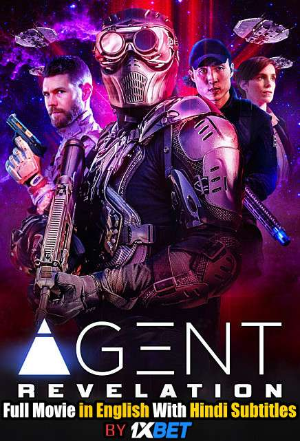 Agent Revelation (2021) WebRip 720p Full Movie [In English] With Hindi Subtitles