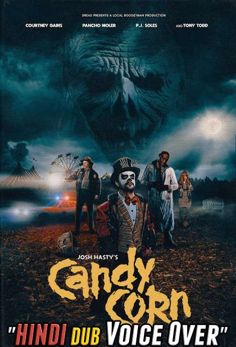 Candy Corn (2019) Hindi Dubbed (Voice Over) + English [Dual Audio] WEBRip 720p [HD]