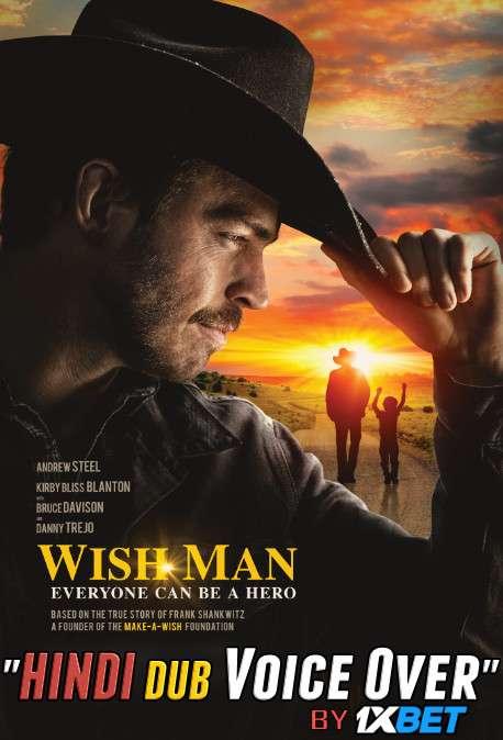 Wish Man (2019) WebRip 720p Dual Audio [Hindi (Voice Over) Dubbed + English] [Full Movie]