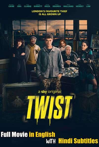 Twist (2021) Full Movie [In English] With Hindi Subtitles | WebRip 720p [HSubs]