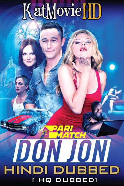 [18+] Don Jon (2013) Hindi (HQ Dubbed) BluRay 1080p / 720p / 480p x264 [With Ads !]