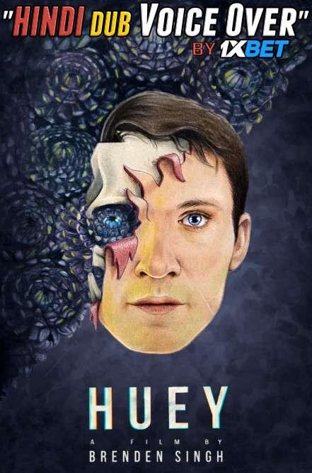 Huey (2020) WebRip 720p Dual Audio [Hindi (Voice Over) Dubbed + English] [Full Movie]