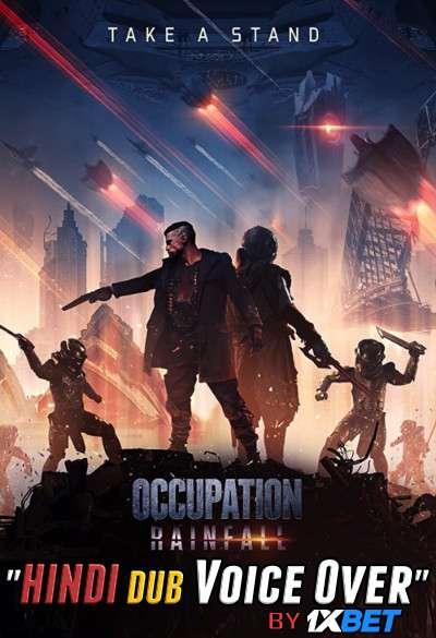 Occupation: Rainfall (2020) HDCAM 720p Dual Audio [Hindi (Voice Over) Dubbed + English] [Full Movie]