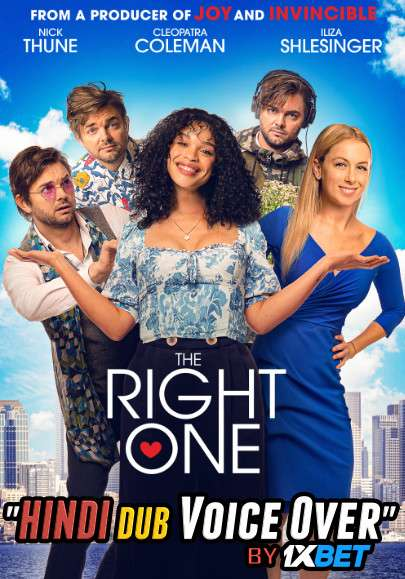 The Right One (2021) BDRip 720p Dual Audio [Hindi (Voice Over) Dubbed + English] [Full Movie]