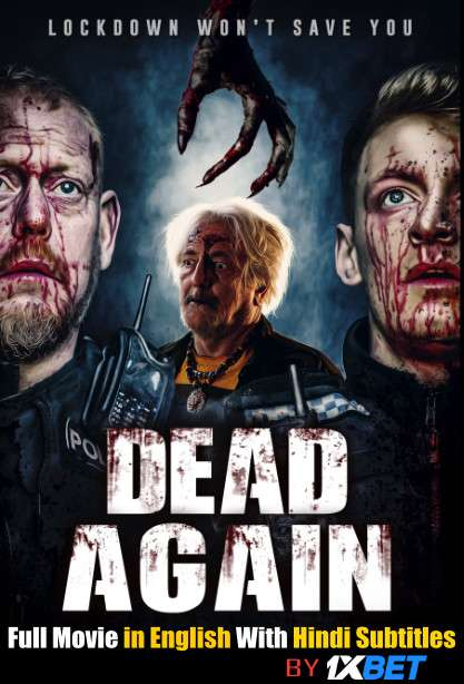 Dead Again (2021) WebRip 720p Full Movie [In English] With Hindi Subtitles