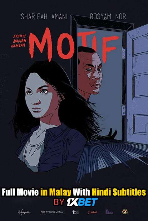 Motif (2019) WebRip 720p Full Movie [In Malay] With Hindi Subtitles