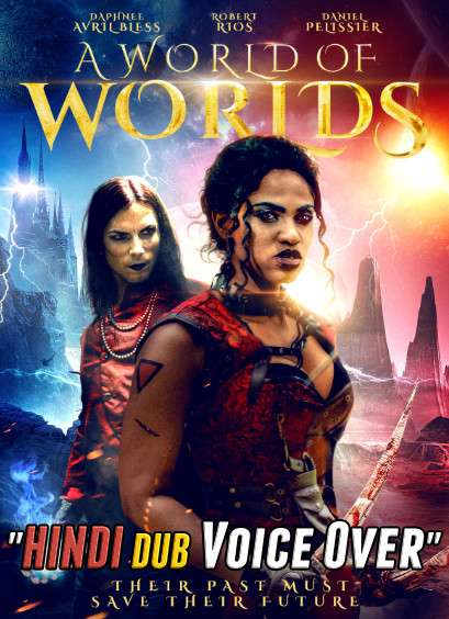 A World of Worlds (2020) WebRip 720p Dual Audio [Hindi (Voice Over) Dubbed + English] [Full Movie]