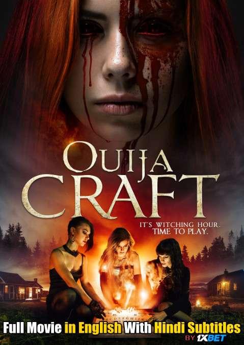 Ouija Craft (2020) WebRip 720p Full Movie [In English] With Hindi Subtitles