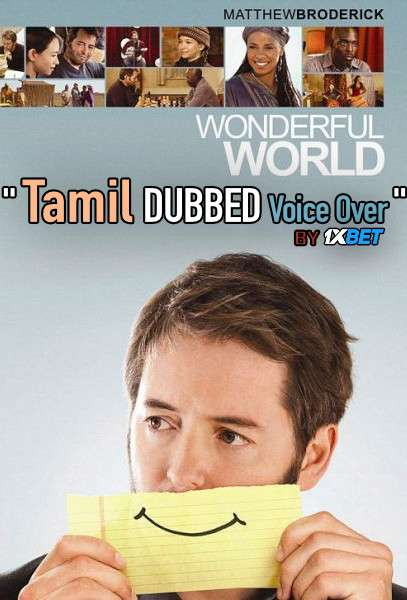 Wonderful World (2009) Tamil Dubbed (Voice Over) & English [Dual Audio] BDRip 720p [1XBET]
