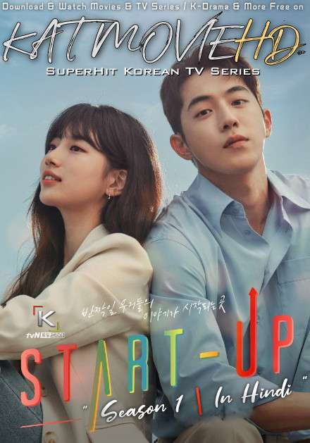 Start-Up (Season 1) [Hindi Dubbed (ORG) + Korean] Dual Audio | WEB-DL 720p 480p [NF KDrama Series]