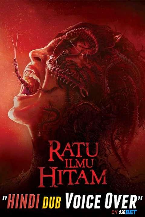 The Queen of Black Magic (2019) WebRip 720p Dual Audio [Hindi (Voice Over) Dubbed + Indonesian] [Full Movie]