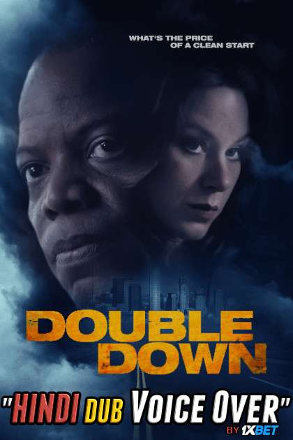 Double Down (2020) WebRip 720p Dual Audio [Hindi (Voice Over) Dubbed + English] [Full Movie]