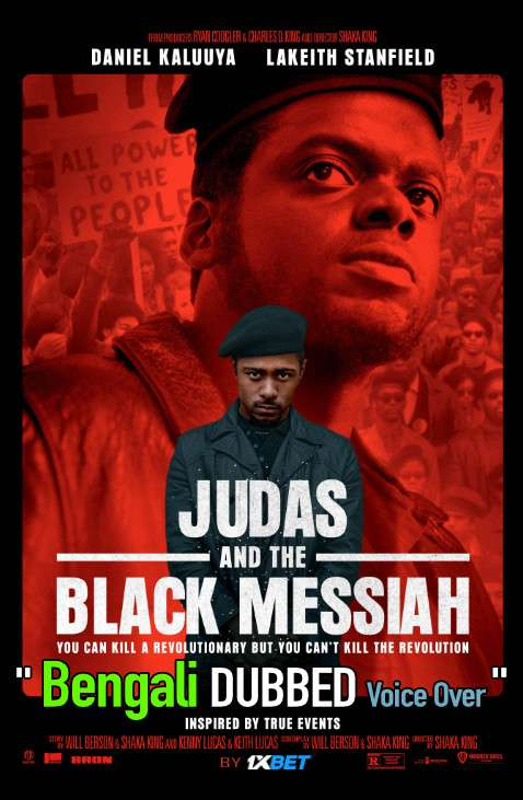 Judas and the Black Messiah (2021) Bengali Dubbed (Voice Over) WEBRip 720p [Full Movie] 1XBET