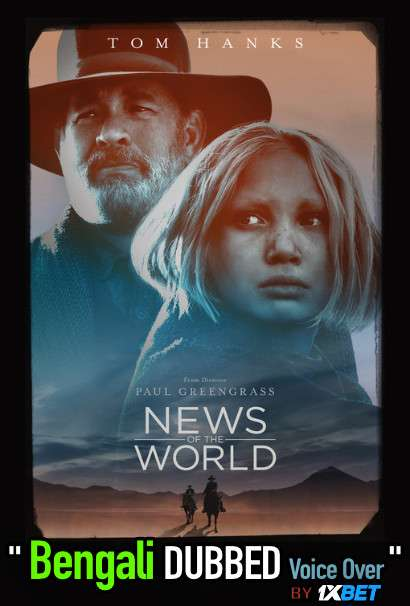 News of the World (2020) Bengali Dubbed (Voice Over) WEBRip 720p [Full Movie] 1XBET