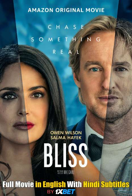 Bliss (2021) WebRip 720p Full Movie [In English] With Hindi Subtitles