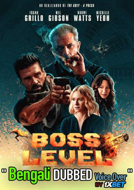 Boss Level (2020) Bengali Dubbed (Voice Over) WEBRip 720p [Full Movie] 1XBET