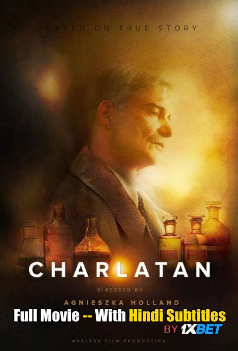 Charlatan (2020) WebRip 720p Full Movie [In Czech] With Hindi Subtitles