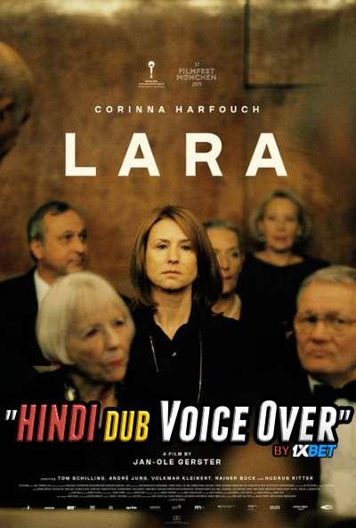 Lara (2019) Hindi (Voice Over) Dubbed+ German [Dual Audio] BDRip 720p [1XBET]