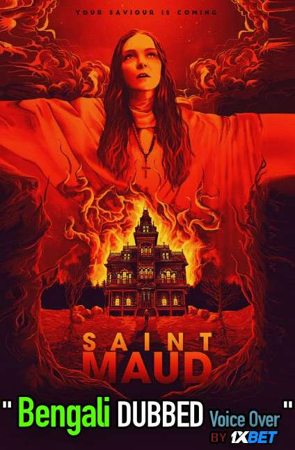 Saint Maud (2021) Bengali Dubbed 720p WEB-DL 700MB Download