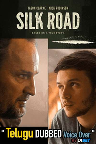 Silk Road (2021) Telugu Dubbed (Voice Over) & English [Dual Audio] BDRip 720p [1XBET]