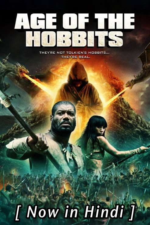 Age of Hobbit (2012) Hindi Dubbed (ORG) [Dual Audio] BluRay 720p & 480p HD (With Ads !)