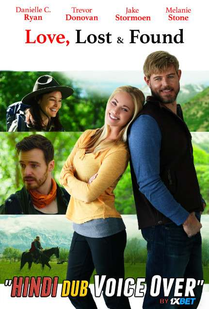 Love, Lost & Found (2021) WebRip 720p Dual Audio [Hindi (Voice Over) Dubbed + English] [Full Movie]