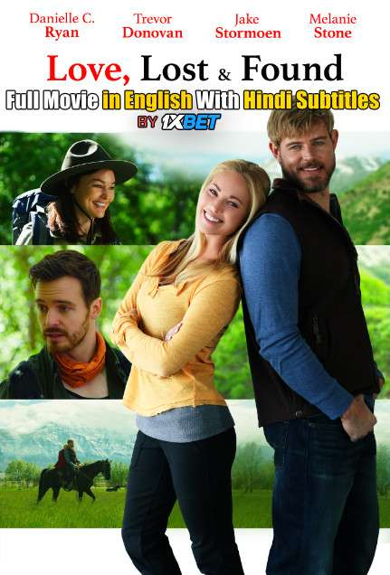 Love, Lost & Found (2021) WebRip 720p Full Movie [In English] With Hindi Subtitles