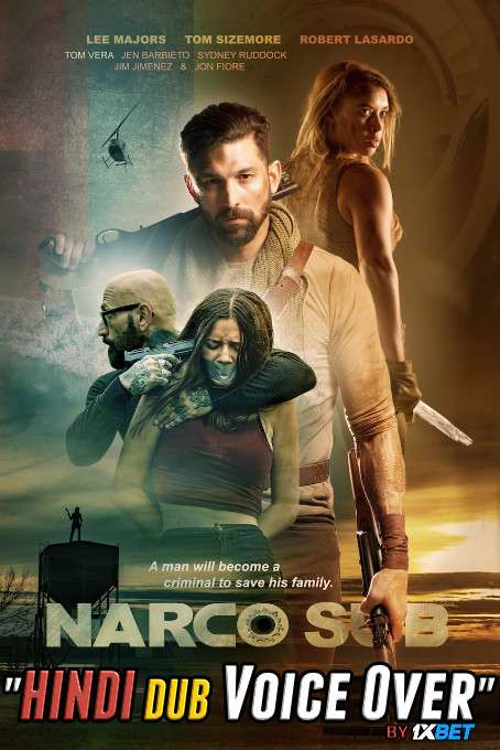 Narco Sub (2021) WebRip 720p Dual Audio [Hindi (Voice Over) Dubbed + English] [Full Movie]