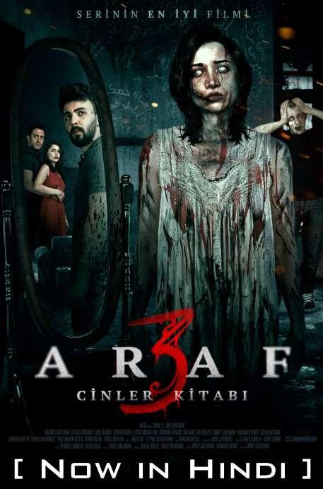 Araf 3: Cinler Kitabi (2019) Hindi Dubbed (ORG) [Dual Audio] Web-DL 720p  HD (With Ads !)