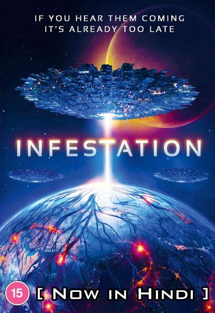 Infestation (2020) Hindi Dubbed (ORG) [Dual Audio] WEBRip 720p HD (With Ads !)