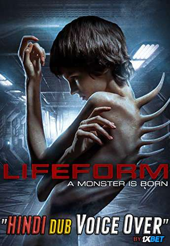 Lifeform (2019) WebRip 720p Dual Audio [Hindi (Voice Over) Dubbed + English] [Full Movie]
