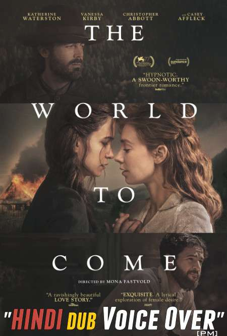 The World to Come (2020) Hindi (Voice Over) Dubbed + English [Dual Audio] CAMRip 720p [Full Movie]