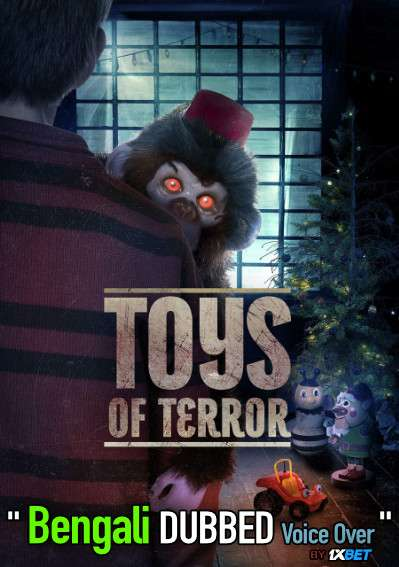 Toys of Terror (2020) Bengali Dubbed (Voice Over) WEBRip 720p [Full Movie] 1XBET