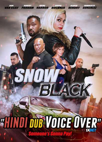 Snow Black (2021) WebRip 720p Dual Audio [Hindi (Voice Over) Dubbed + English] [Full Movie]