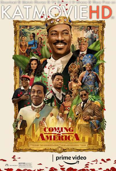 Coming 2 America (2021) WEB-DL 480p 720p & 1080p [HEVC & x264] [English 5.1 DD] Esubs | Full Movie