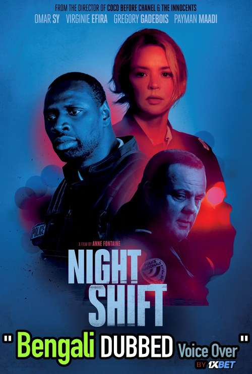 Night Shift Police (2020) Bengali Dubbed (Voice Over) BluRay 720p [Full Movie] 1XBET