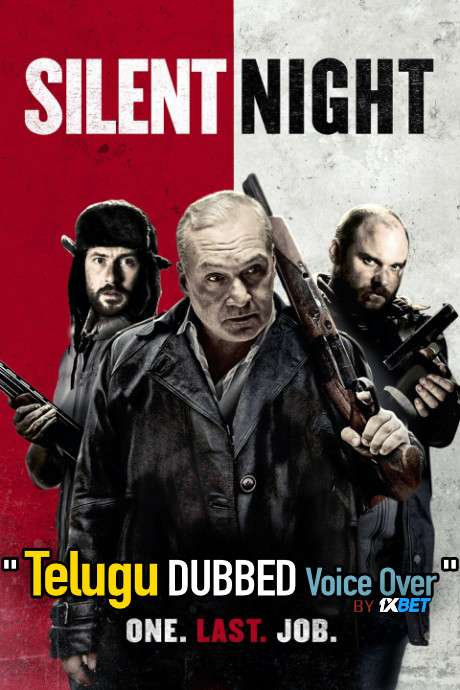 Silent Night (2020) Telugu Dubbed (Voice Over) & English [Dual Audio] WebRip 720p [1XBET]