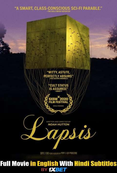 Lapsis (2020) WebRip 720p Full Movie [In English] With Hindi Subtitles