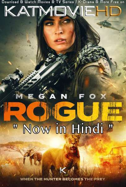 Rogue (2020) Hindi Dubbed (ORG) [Dual Audio] Web-DL 1080p 720p  480p [HD] Full Movie