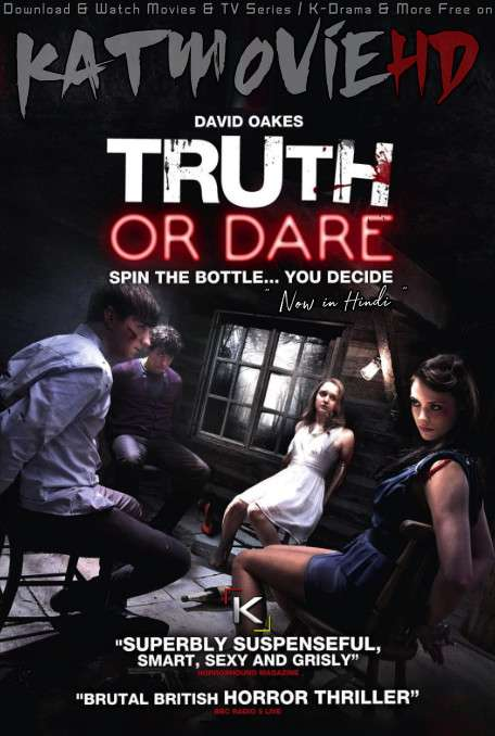 Truth or Dare (2012) Uncut [Dual Audio] Hindi Dubbed (ORG) & English | Web-DL 720p & 480p [HD]