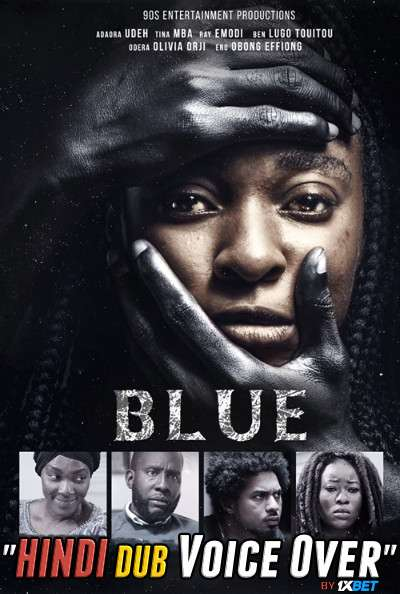 Blue (2020) Hindi (Voice Over) Dubbed+ English [Dual Audio] WebRip 720p [1XBET]