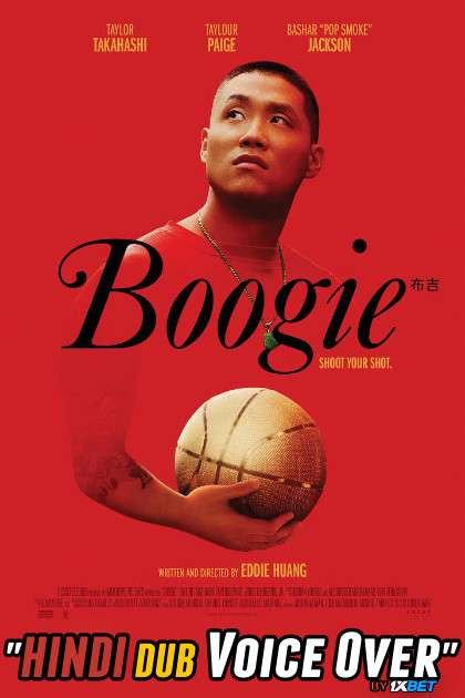 Boogie (2021) Hindi (Voice Over) Dubbed+ English [Dual Audio] CAMRip 720p [1XBET]