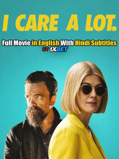 I Care a Lot (2020) WebRip 720p Full Movie [In English] With Hindi Subtitles
