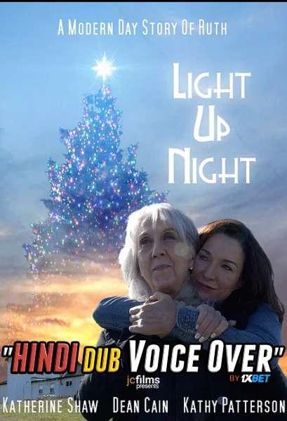 Light Up Night (2020) WebRip 720p Dual Audio [Hindi (Voice Over) Dubbed + English] [Full Movie]