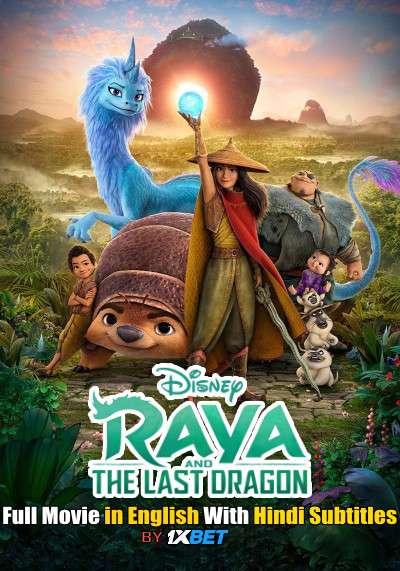 Raya and the Last Dragon (2021) WebRip 720p Full Movie [In English] With Hindi Subtitles