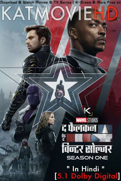 The Falcon and the Winter Soldier (2021) Hindi Dubbed (5.1 DD) [Dual Audio] WEB-DL 480p 720p 1080p [Episode 5 Added !]