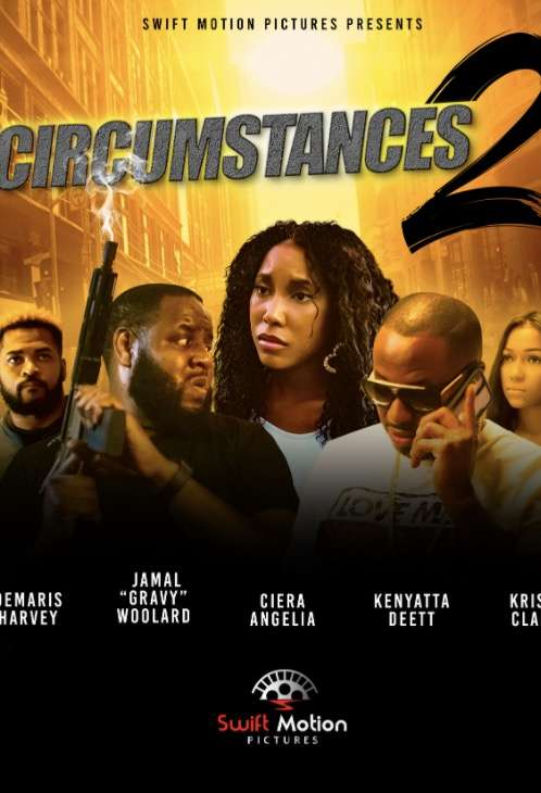 Circumstances 2: The Chase (2020) Full Movie [In English] With Hindi Subtitles | WebRip 720p [1XBET]